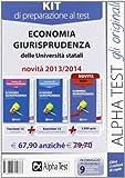 eBook Gratis da Scaricare Economia e giurisprudenza delle Universita statali 2013 2014 (PDF,EPUB,MOBI) Online Italiano