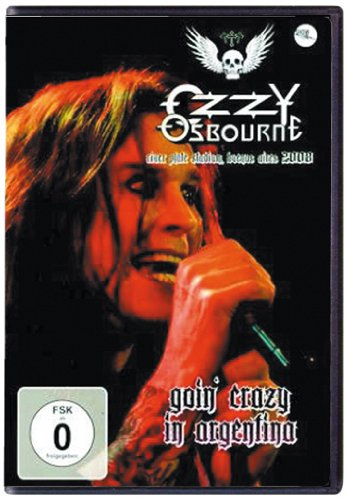Osbourne Ozzy - Goin' Crazy In Arg. - Dvd