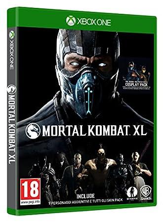 Mortal Kombat XL [Importación Italiana]