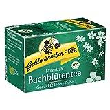 Goldmännchen Bachblüten Tee Blütenkraft Geduld & Innere Ruhe, Blütentee, 20 einzeln versiegelte Teebeutel