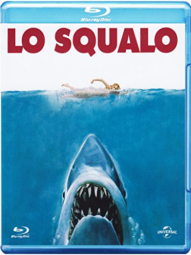 Lo squalo (versione restaurata e rimasterizzata) [Blu-ray] [IT Import] (Alston Philip)