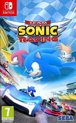 Team Sonic Racing combina lo mejor de los juegos para recreativas y los juegos de carreras competitivos y te permite enfrentarte a tus amigos en espectaculares carreras multijugador. Corred juntos como un equipo compartiendo potenciadores y turbos. E...