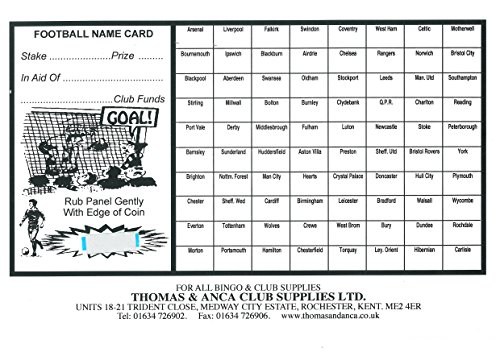 football-fundraising-cards-80-team-pack-25