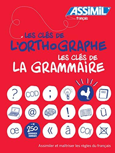 Coffret Orthographe + Grammaire par Collectif