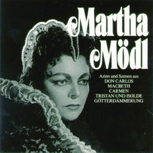 Martha Mödl singt