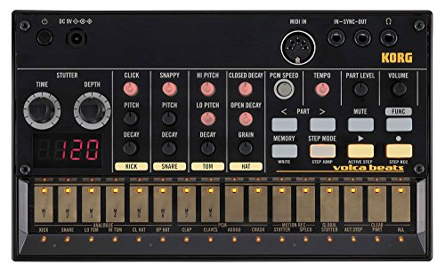 Volca Beats batteria elettronica/drum machine analogica
