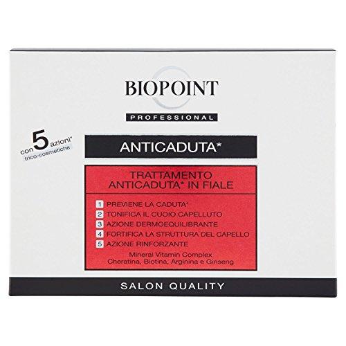 Biopoint Fiale Anticaduta Capelli - 70 ml