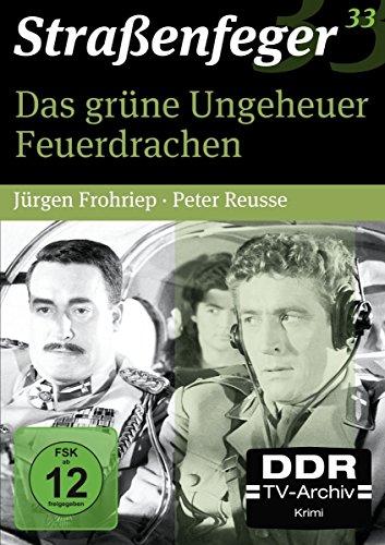 Straßenfeger 33: Das grüne Ungeheuer / Feuerdrachen (DDR TV-Archiv) [5 DVDs]