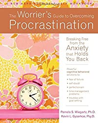 The Worrier's Guide to Overcoming Procrastination: Breaking Free from the Anxiety That Holds You Back (New Harbinger Self-Help Workbook) by Kevin L. Gyoerkoe (2011-01-01)