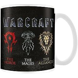Warcraft Logo Tazas Standard