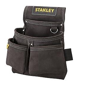 STANLEY STST1-80116 – Bolsa para clavos con 2 bolsillos