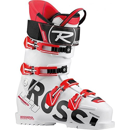 Rossignol Hero Coppa del Mondo Si 110 Medium Scarponi da sci, White - white, MP 26,0