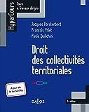 Droit des collectivités territoriales - HyperCours