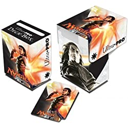 Ultra Pro Deck box Gideon Jura origins 120 cartas