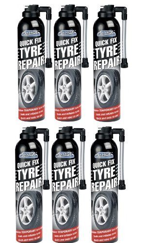 6-x-cans-of-tyre-repair-foam-seals-inflates-tyres-car-care