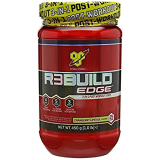 Bsn Rebuild Edge Supplement, 450 g, Cranberry Limeade