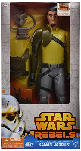 Star Wars Rebels Figur Kanan Jarrus - bewegliche -