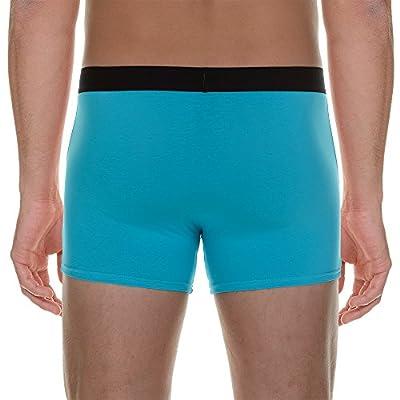 Bruno Banani Men's Short 2pack Circulate Trunk, pack of 2