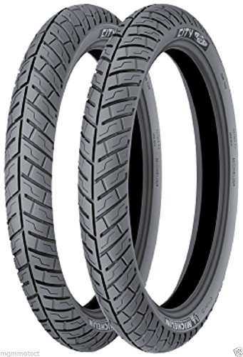 Paire - Pneu MICHELIN CITY PRO 120/80 - 16 100/80 - 16 aprilia scarabeo 125 Light