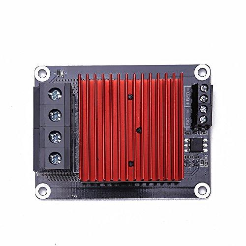 Drucker-board (T-Module 3D Drucker Heizungsregler Board Heatbed Extruder MKS MOSFET MOS Module)