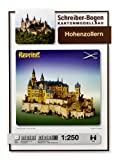 "aue-verlag 66 x 36 x 34 cm ""Hohenzollern Castle Germany"" Model Kit"