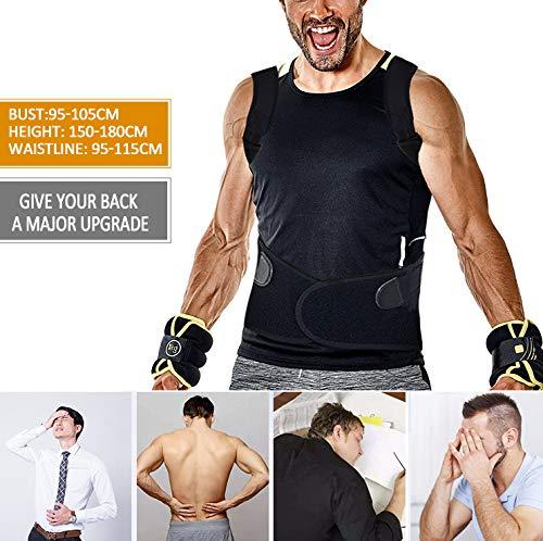 Zoom IMG-2 correttore postura schiena fixget regolabile
