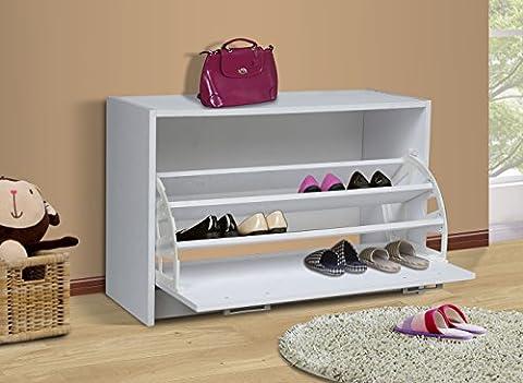 4D Concepts Deluxe Single Shoe Cabinet,
