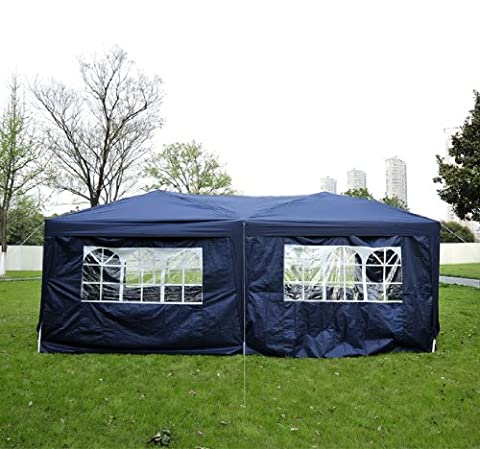 Outsunny 6m x 3m Garden Heavy Duty Water Resistant Pop