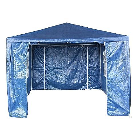 Cherryou Party Tent 3m x 4m 120g Waterproof Outdoor PE