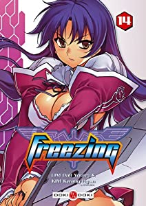 Freezing Edition simple Tome 14