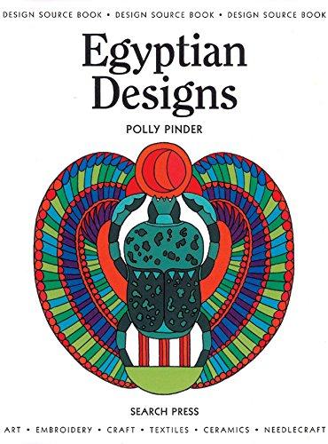 Egyptian Designs (Design Source Books, Band 9)