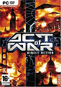 Act of War : Direct Action