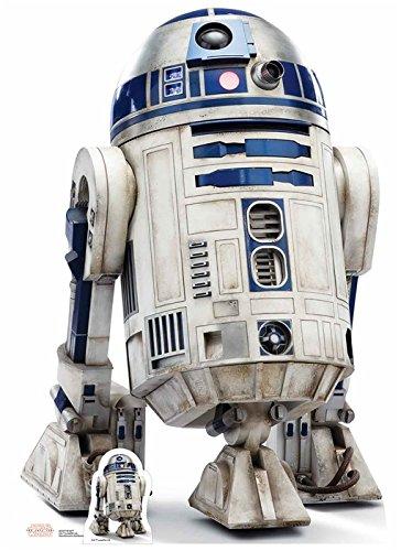 d Up) Star Wars The Last Jedi R2-D2 (97 cm) ()
