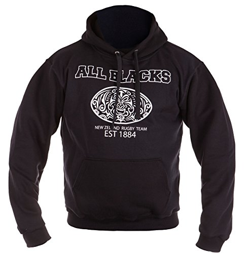 Rugby Neaw Zealand Hoodie. Rule Out Sportswear. All Blacks. New Zealand Rugby Team. Gym. Training. Casual . Rugby Hoodie