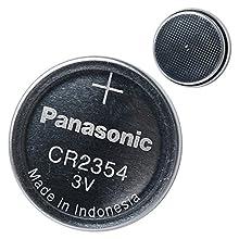 Panasonic CR2354 3V Lithium Battery 2PACK X (5PCS) =10 Single Use Batteries