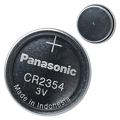 Panasonic CR2354 3 V Lithium Batterie Pack 1 x (5 x) Batterien 1 Batterie 3v