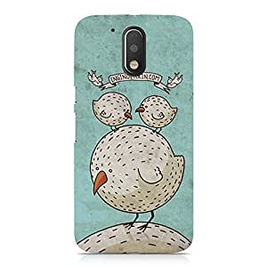 Hamee Designer Printed Hard Back Case Cover for Xiaomi Redmi Note 4x Design 265