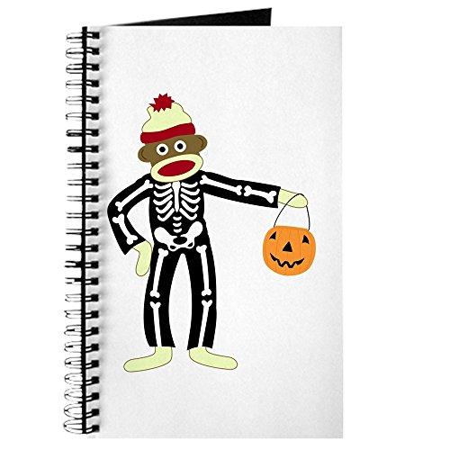 key Halloween - Spiralgebundenes Tagebuch, persönliches Tagebuch, blanko ()