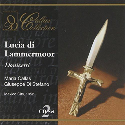 Donizetti : Lucia di Lammermoor. Callas, Di Stefano, Picco.
