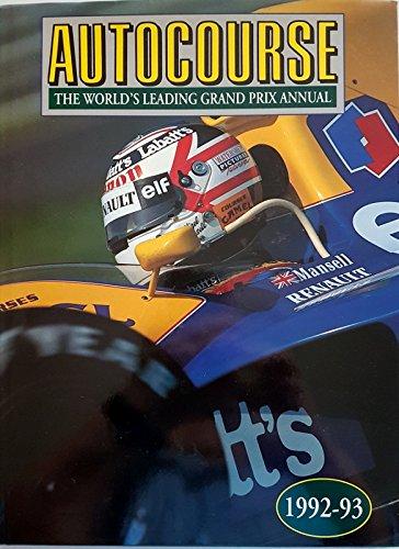 Autocourse 1992-93