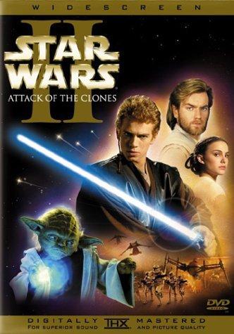 Star Wars: Episode II - Attack of the Clones (Widescreen Edition) by Ewan McGregor
