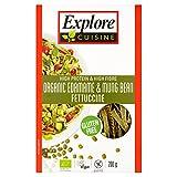 Explore Asian Fettuccine mit Edamame- und Mungbohnen - Bio - 200g