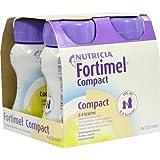 Fortimel Compact Trinknahrung Vanille-Geschmack, 4X125 ml