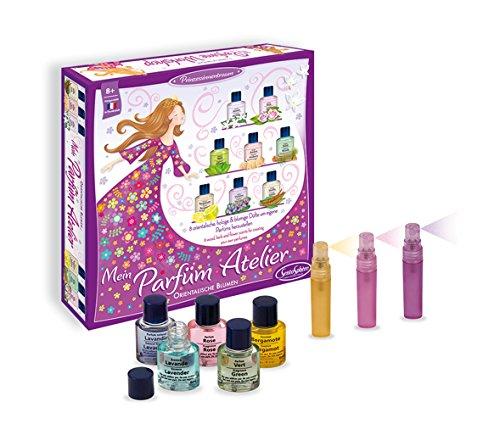 Sentosphere 3901410 Mein Parfüm-Atelier orientalische Blumen (D), Kosmetikset, girls