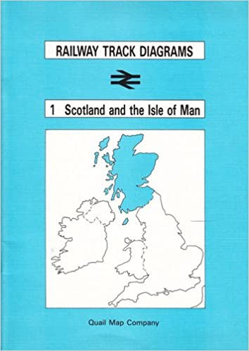 Railway Track Diagrams: Scotland and the Isle of Man No. 1