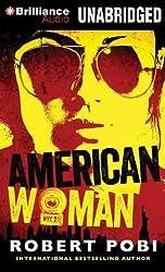 American Woman by Robert Pobi (2014-05-20)