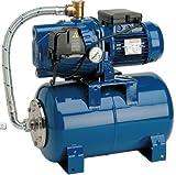Speroni - Gruppo di pressurizzazione autoclave CAM 100/25 automantico 0,75 KW pompa monofase 230...