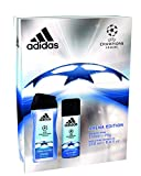 Adidas UEFA Arena Edition Body Spray and Shower Gel Duo