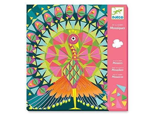 Djeco Mozaiek Coco, Multicolor