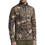 ICEBREAKER Men's Sierra Long Sleeve Zip Top